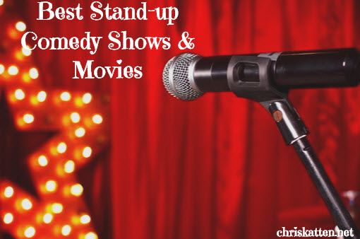 stand up comedy movies